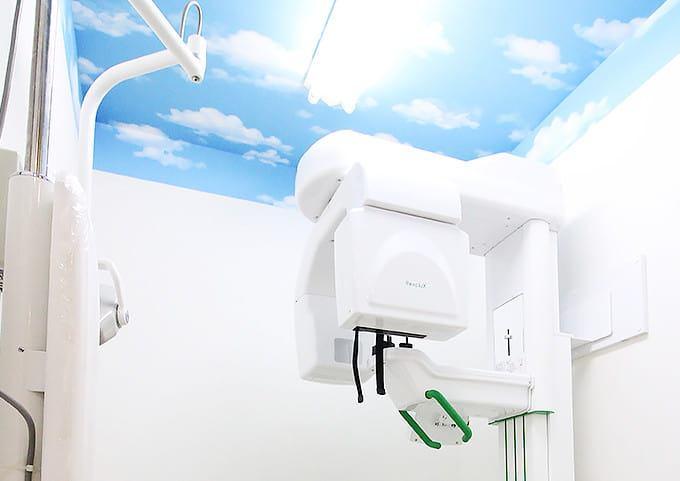 歯科デジタルCTなどの最新設備