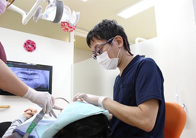 院内感染を防ぐ徹底的な滅菌対策